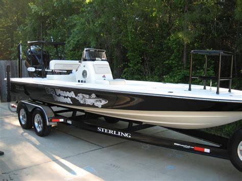 Sterling Bass Boats For Sale by 2011 Sterling 220xs With 250 Hp Yamaha Sho The Hull