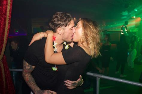 charlotte crosby insists she and stephen bear are 39 stronger 39 and dismisses cheating rumours as