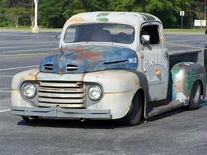 Parts Of 1949 Ford F100 Pick
