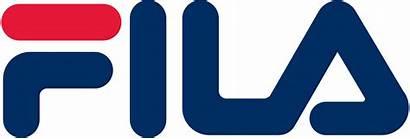 Logos Fila Shoes Sports Brand Brands Logotype