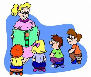 Story Time Clip Art - Cliparts.co