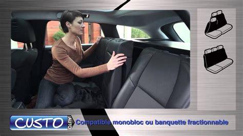 housse siege clio 2 housse de sièges auto custo auto