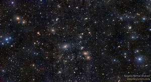 APOD: 2015 August 4 - Virgo Cluster Galaxies