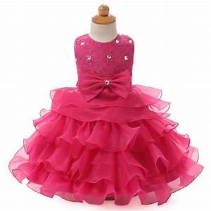 Children Toddler Girl Dress Brand Floral Princess Dresses ...