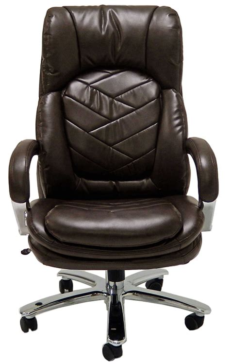 500 lb capacity office chair 500 lbs capacity leather executive big chair
