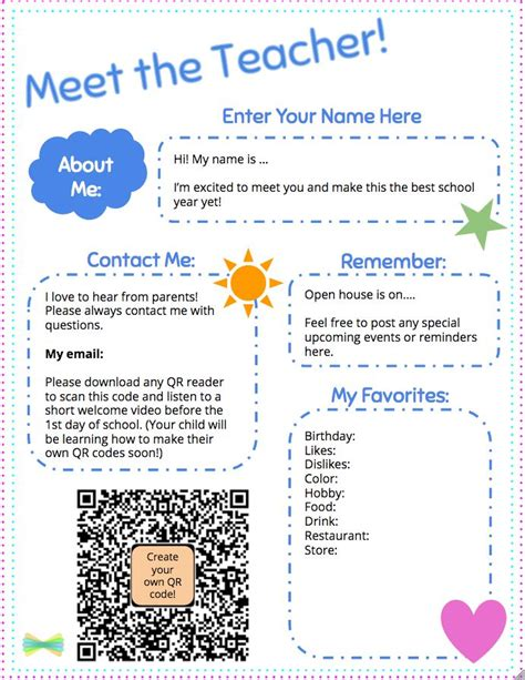Contact The Teacher Template Free by 25 Best Ideas About Teacher Letters On Pinterest Letter