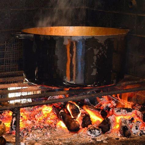 cuisine au feu de bois cuisine au feu de bois carrypoulet authentique