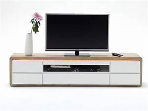 Tv Lowboard Weiß Eiche : franca tv lowboard weiss eiche s gerau ~ Bigdaddyawards.com Haus und Dekorationen