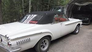 Rare  1962 Dodge Dart Convertible 383 Dual Quad