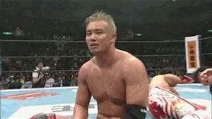 Njpw GIF - Find & Share on GIPHY