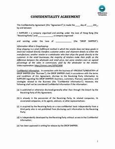 Cda Agreement Template - Sampletemplatess