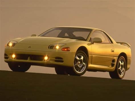 mitsubishi 3000gt yellow 25 year club mitsubishi gto japanese nostalgic car
