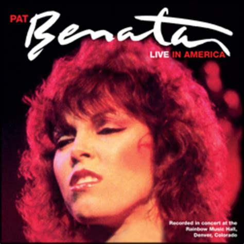 pat benatar on