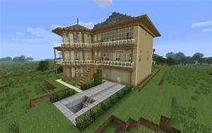 Cool, Minecraft, Houses