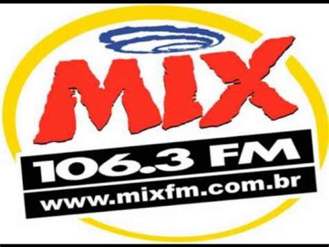 Vinheta Radio Mix FM 106.3 - YouTube