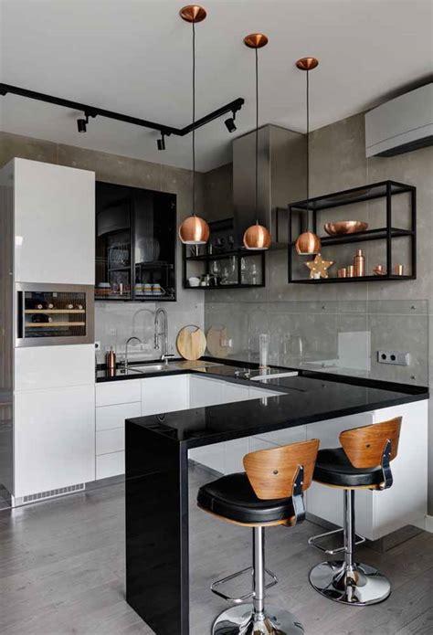 cozinha decorada  modelos  fotos  dicas de decoracao