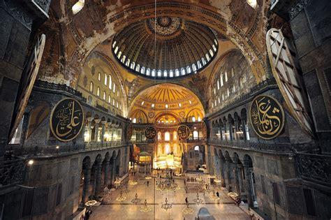Cupola Di Santa Sofia by 46 Santa Sof 237 A De Estambul