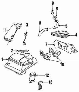 Fuel System Components For 1991 Mazda Miata