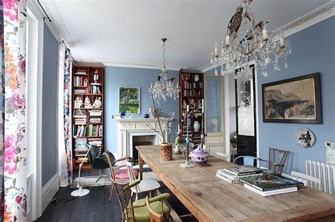 Beautiful, Girly, Quirky Dining Room  Dining Pinterest