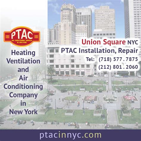ptac installation repair union square newyork ptac units