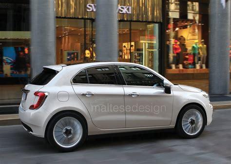 2019 Fiat 500x Exterior Wallpaper  Auto Car Rumors