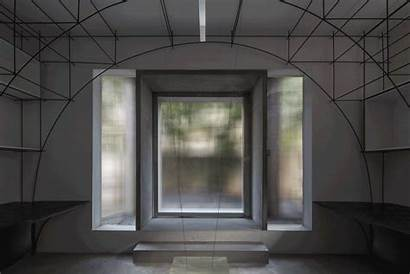 Shanghai Office Archdaily Entrance French