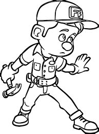 fix  felix coloring pages  printable coloring