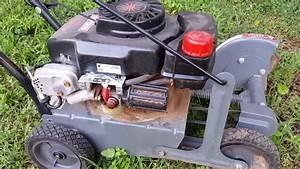 Craftsman Edger Carburetor Diagram