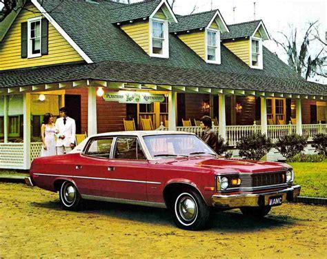 The AMC Auto Brochure Quiz | The Daily Drive | Consumer ...