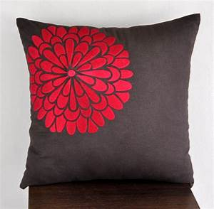red throw pillows for sofa red decorative pillows new With decorative pillows for less