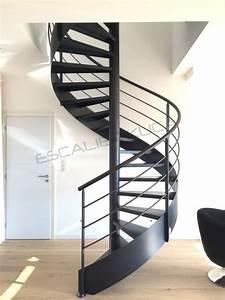 Escalier Métallique Industriel : escalier m tallique int rieur design industriel escalier colima on limon plat rampant acier brut ~ Melissatoandfro.com Idées de Décoration