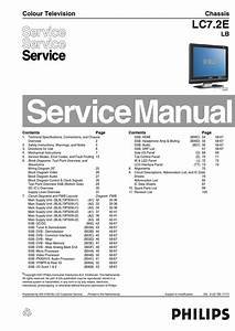 Manual De Servi U00e7o Televisor Philips 19pfl5522d
