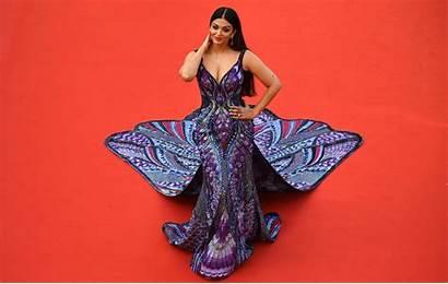 Aishwarya Rai Cannes Carpet Festival Wallpapers Butterfly