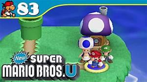 New Super Mario Bros U Records House Secret Island