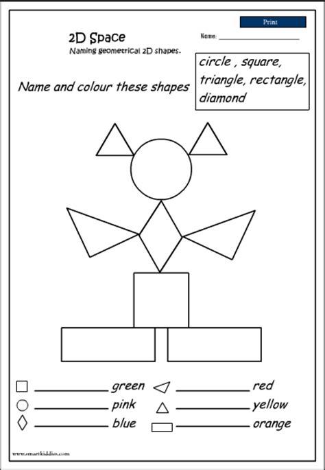 images   shapes worksheets printable naming