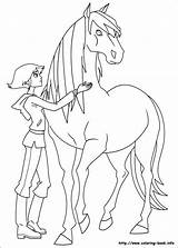 Coloring Pages Ranch Desenhos Info Horse Para Coloriage Getcolorings Disney Horseland Drawing Desenho sketch template