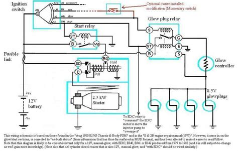 wiring of bj40 bj42 hj42 glow relay manual glow ih8mud forum