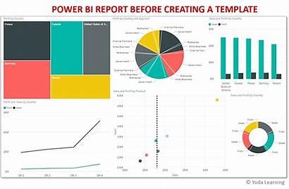 Bi Power Report Templates Template Financial Desktop