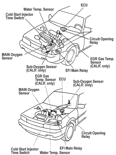 Fuel Pump Relay Switch Toyota Camry Yahoo Answers