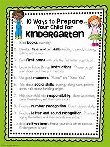 Colors and Kindergarten: 10 Ways to Prepare Your Child for ...