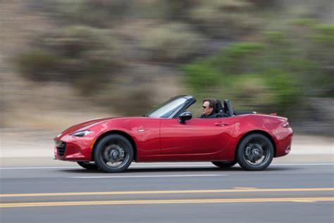 2016 Mazda Miata Considered Best Ever