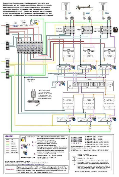 help with schematics for herms electric bcs 460 2 element
