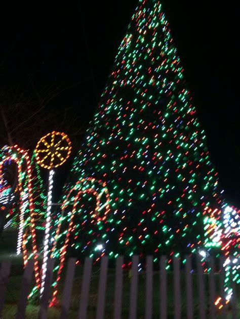 Winter Festival Of Lights Ocean City Md My Home Away