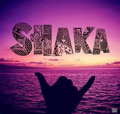 Shaka Hawaiian Hawaii Sign Aloha Quotes Loose