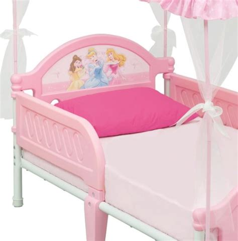 princess toddler bed canopy disney princess toddler bed with canopy buy in