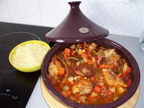 recette couscous au poulet  merguez recette couscous au
