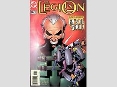 The Legion #6 Terror Incognita, 1 Terrorform Issue