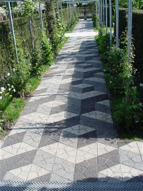 sidewalk paver patterns paver walkway morongo valley ca photo gallery landscaping network