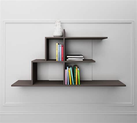 librerie pensili libreria twist 003 grigia duzzle