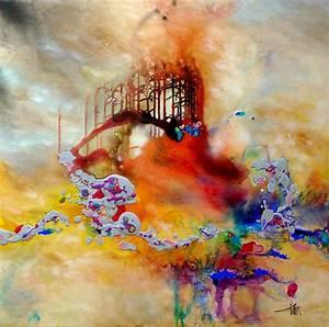 Tableau Peinture Pas Cher : peintre en tableau ~ Teatrodelosmanantiales.com Idées de Décoration